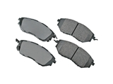 D81078ACT Akebono ProACT Disc Brake Pad