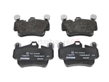 D81135T Textar Brake Pad Set; OE Compound