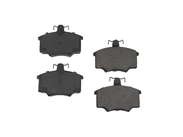 D8147AOSM OPparts Semi Met Brake Pad Set