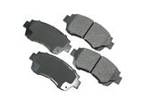 D8476ACT Akebono ProACT Disc Brake Pad