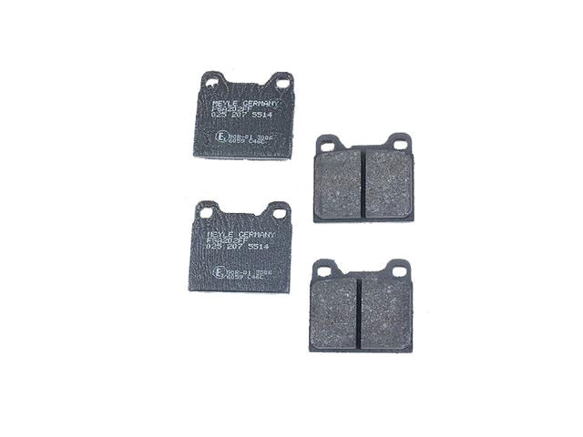 D850SM Meyle Semi Metallic Brake Pad Set