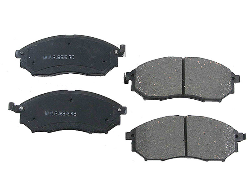 D888SC Meyle Ceramic Brake Pad Set; Front