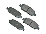 D8905ACT Akebono ProACT Brake Pad Set