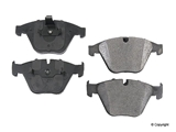 D8918OC OPparts Ceramic Disc Brake Pad
