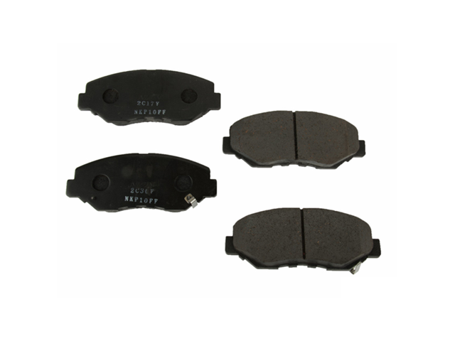 D914N Nissin Brake Pad Set; Front