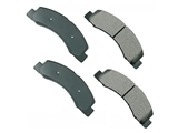 D9824ACT Akebono ProACT Disc Brake Pad