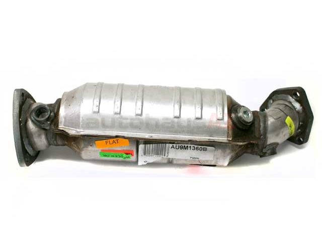 8E0131089DX D.E.C. 50 State Catalytic Converter