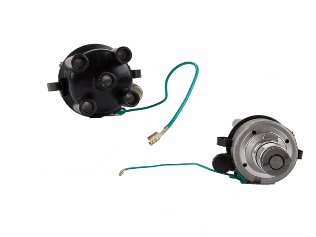 DIS1016 TPI - Trueparts Ignition Distributor; With Centrifugal Advance