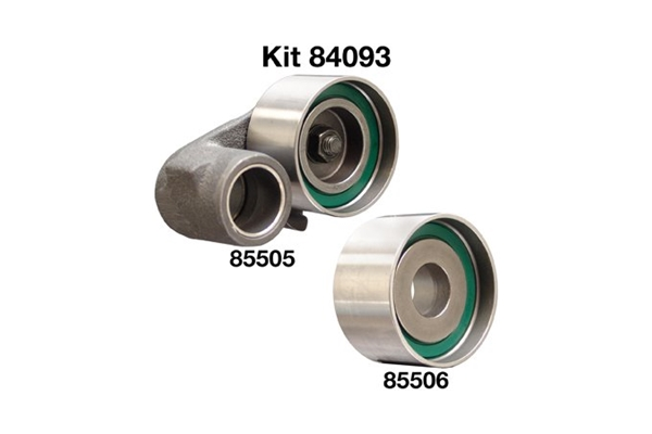 84093 Dayco Timing Belt Component Kit
