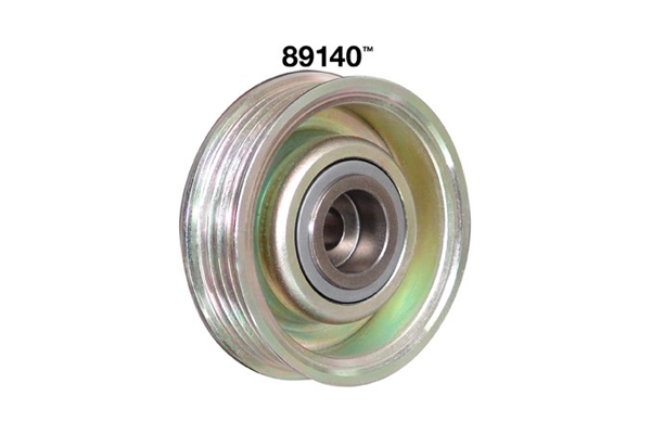 89140 Dayco Drive Belt Idler Pulley; Power Steering