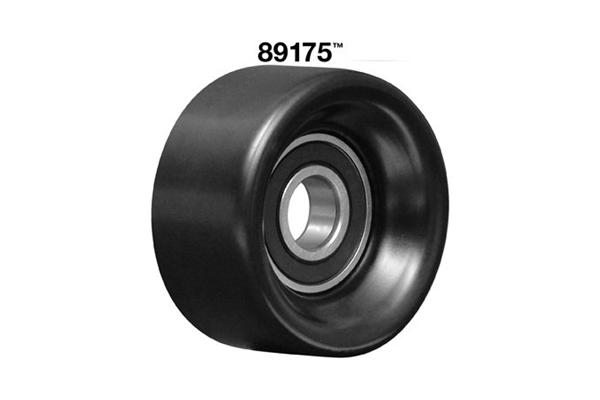 89175 Dayco Drive Belt Idler Pulley; Air Conditioning
