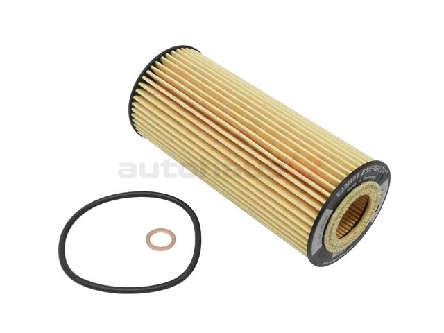 E28H01D26 Hengst Oil Filter Kit; Cartridge Type with Seal