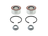 E9RRWHLBRGKIT AAZ Preferred Wheel Bearing; Rear Left and Right, Snap Rings, Axle Nuts; KIT