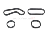 11428643747 Elring Klinger Oil Cooler Gasket Set