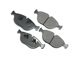 EUR682 Akebono Euro Brake Pad Set