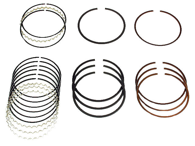F2Y111SC0STD NPR Piston Ring Set