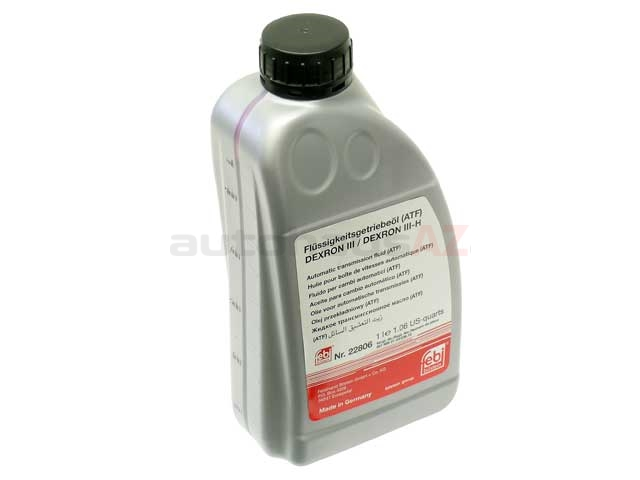 1161521 Febi Bilstein ATF, Automatic Transmission Fluid