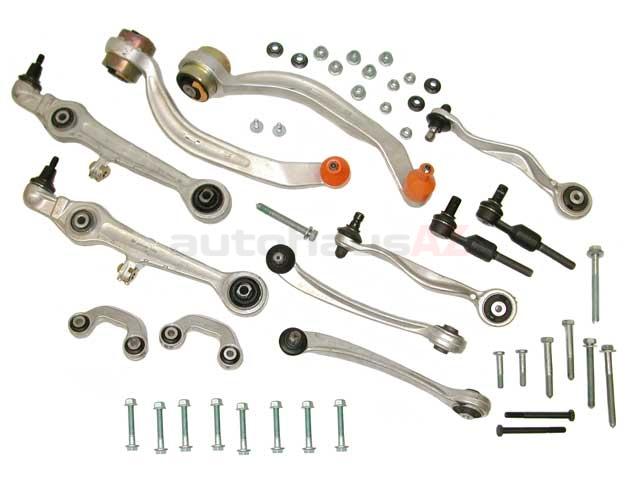 8D0498998B Febi Bilstein Suspension Control Arm Kit