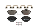 34216885452 Ferodo Brake Pad Set