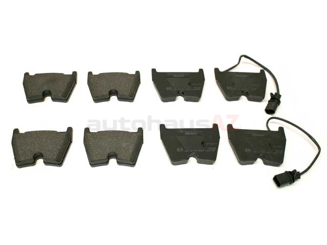 420698151F Ferodo Brake Pad Set; Front