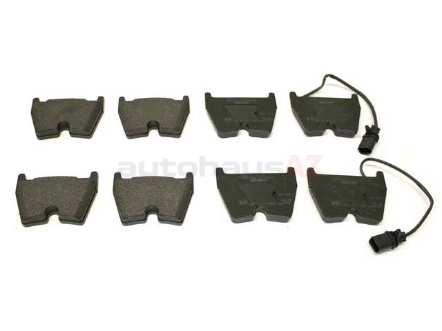 420698151G Ferodo Brake Pad Set; Front