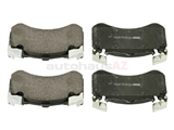 4G0698151AB Ferodo Brake Pad Set