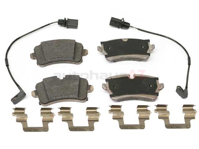 4H0698451L Ferodo Brake Pad Set