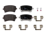 8E0698451P Ferodo Brake Pad Set