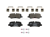LR015519 Ferodo Brake Pad Set