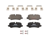 LR021316 Ferodo Brake Pad Set