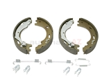 LR031947 Ferodo Parking Brake Shoe Set