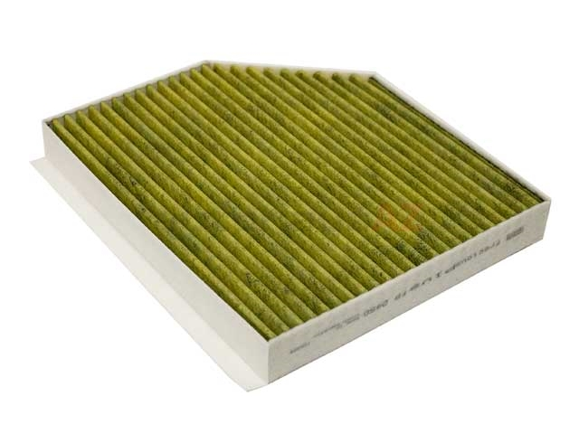 FP2450 Mann Frecious Plus Cabin Air Filter; Charcoal Activated Three Layer Design