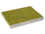 FP2862 Mann Frecious Plus Cabin Air Filter; Charcoal Activated Three Layer Design