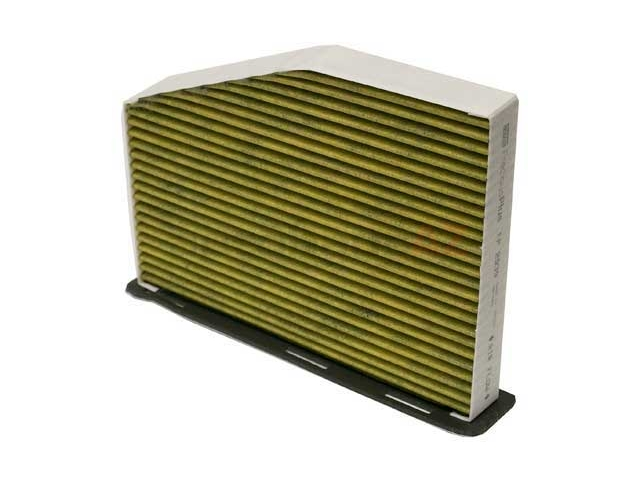 FP2939 Mann Frecious Plus Cabin Air Filter; Charcoal Activated Three Layer Design