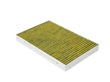 FP3037 Mann Frecious Plus Cabin Air Filter; Charcoal Activated Three Layer Design