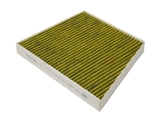 FP3172 Mann Frecious Plus Cabin Air Filter; Charcoal Activated Three Layer Design