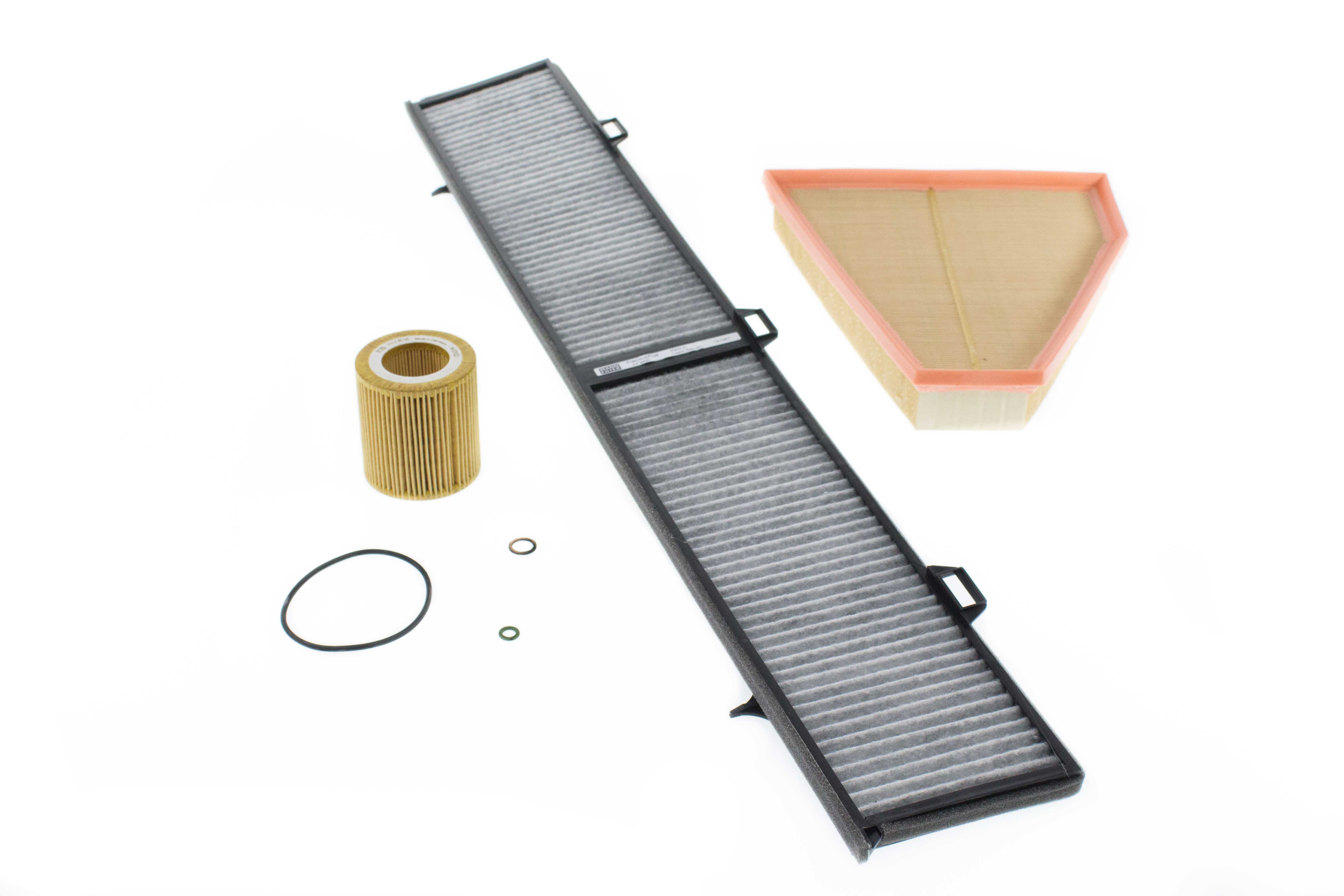 FP8430KIT AAZ Preferred Cabin Air Filter; With Air and Oil Filter; KIT
