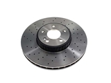 0004212212 Fremax Painted Disc Brake Rotor; Front