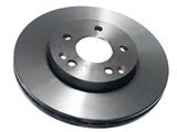 2034210312 Fremax Painted Disc Brake Rotor