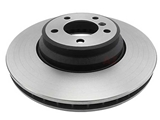 FX-34116855000 Fremax Painted Disc Brake Rotor