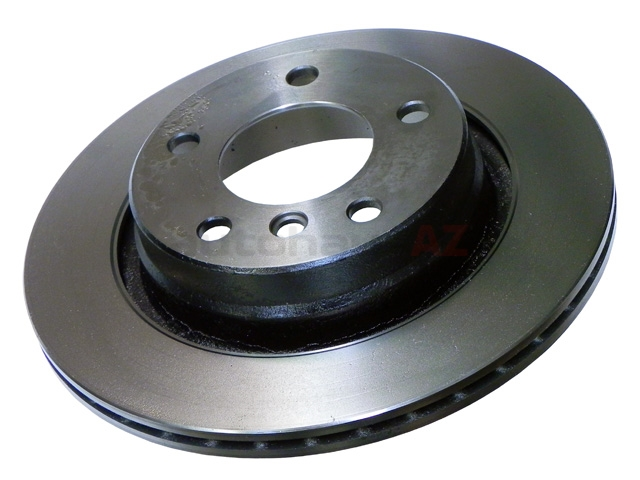 34216864056 Fremax Painted Disc Brake Rotor