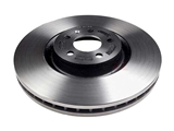 4G0615301T Fremax Painted Disc Brake Rotor; Front