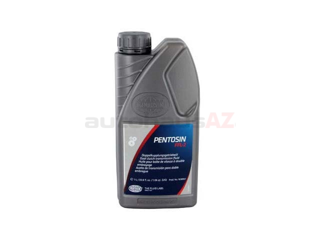 G052182A2 Pentosin Dual Clutch Transmission Fluid; DSG Gear Oil; 1 Liter Bottle