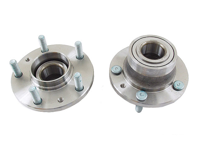 GF4K2615XB SKF Wheel Bearing; Rear
