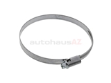 HC801009 Gemi Air Intake Hose Clamp; 80-100mm (approx. 3.2 - 4.0 inch)