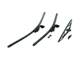 GOLFWIPERKIT AAZ Preferred Windshield Wiper Blade Set; Fronts and Rear; KIT