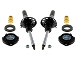 GTIFTSHKKIT AAZ Preferred Strut Assembly Kit; Front Struts, Mounts, Mount Bearings and Bump Stops; KIT