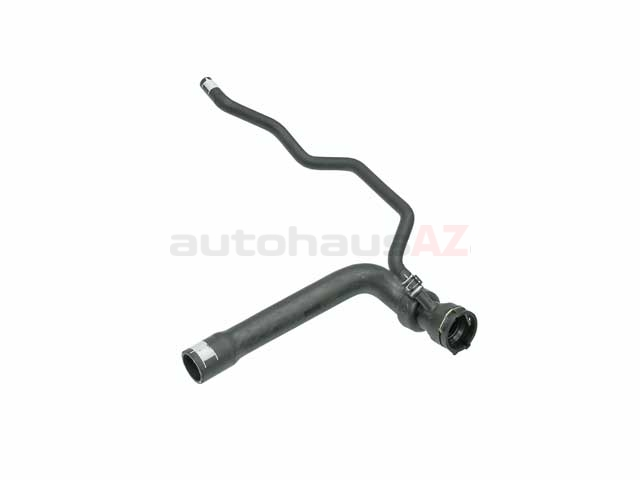 8E0121101 Hutchinson Radiator Coolant Hose; Upper Radiator to Pipe and Expansion Tank