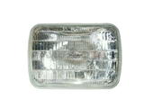 H6054 OES Headlight Bulb, Standard; 7-7/8 Inch Rectangular Sealed Beam Headlight; Halogen High/Low