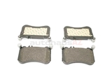 0074207320 Hella Pagid Brake Pad Set; Front